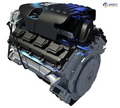 Dodge Dakota 5.2L Engines